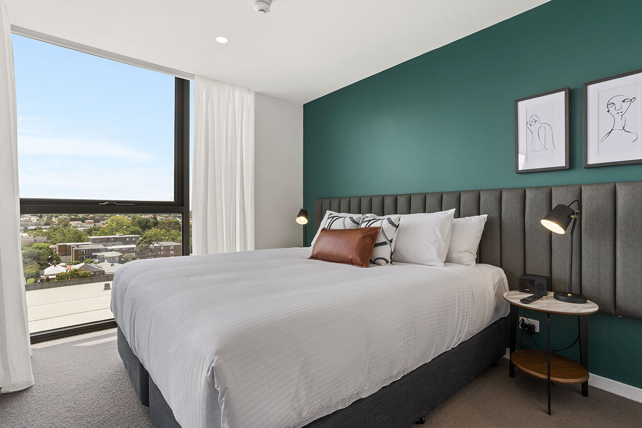 Bed at The Sebel Moonee Ponds